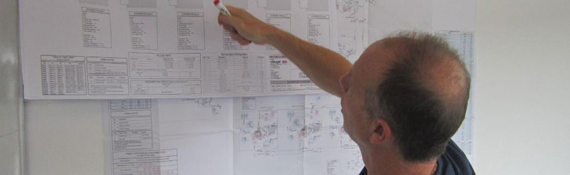 Ingeniero/a energético frio industrial